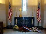Amerikanischer Militärfriedhof - Kapelle
