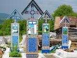 Sapanta - Fröhlicher Friedhof