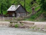 Dorf im Wassertal