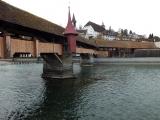 Luzern Spreuerbrücke