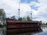 Meschigorje Piratenschiff Galeon