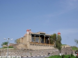 Samarkand -Älteste Moschee