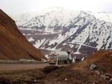 Gebirgspass Kamtschik