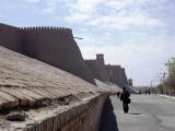 Chiwa-Stadtmauer