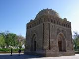 Buchara-Samaniden-Mausoleum