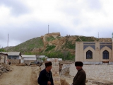 Nurata - Festungsmauern
