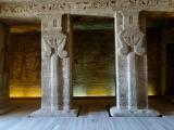 Abu Simbel - Hathor Tempel