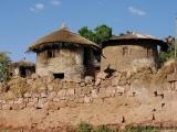 Wohnhaus in Lalibela