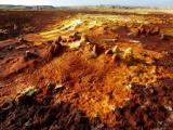 Schwefelfelder von Dallol