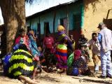 Markt bei den Borana