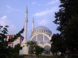 Moschee in Shkodra