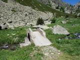 Wanderung zum See Juclar