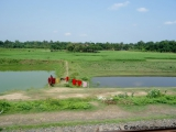 Auf dem Weg nach Dhaka