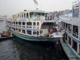 Sadarghat - Dhaka Hafen