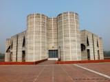 Parlamentsgebäude in Dhaka