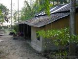 Haus in einem Dorf