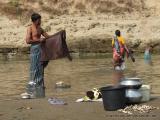 Bandarban -Am Fluss