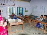 Kaptai Lake - Insel-Schule