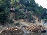 Fischerhuetten von Rangamati