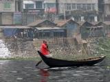 Faehrboot  - Warten auf Kundschaft