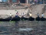 Faehrboote  - Warten auf Kundschaft