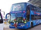 gesegneter Bus in Copacabana