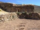 Tempelruine auf der Isla de Sol