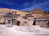 Cerro Rico, Mineneingang
