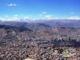 La Paz - Blick ins Tal