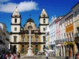 Salvador - Kirche in Pelourinho