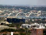 Brasilia - Juscelino-Kubitschek-Brücke