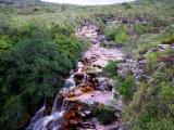 Chiapada Diamantina - Fluss