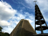 Rio de Janeiro - Kathedrale und Glockenturm