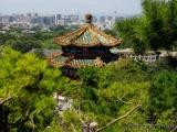 Blick ueber Peking