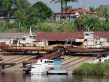 182 Werft in Mbandaka