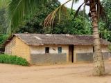 60 - Dorf auf dem Weg nach Yangambi