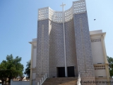 Dschibuti-Stadt  Kathedrale - -Djibouti City Cathedral