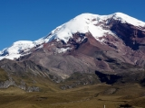 Wandern am Chimborazo