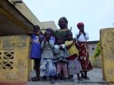 Kinder im Waisenheim