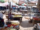 Markt in Pita
