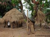 Dorf der Peulh