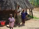 In einem Dorf der Peulh