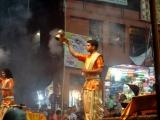 Aarti Zeremonie
