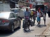 In den Strassen von Kolkata