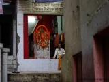 Varanasi - Altstadt