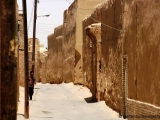 Yazd - Gassen in der Altstadt