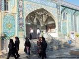 Mashhad - Khwaja Abasalt Heiligtum