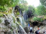 Achlamat Wasserfall