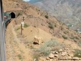 Zugfahrt Teheran - Sari