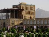 Isfahan - Āli Qāpu Palast